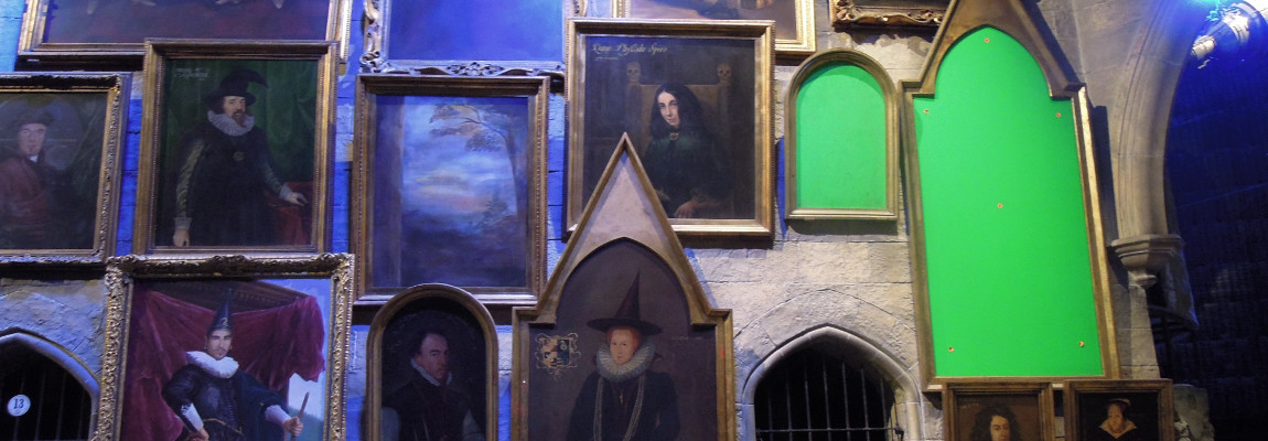 Harry Potter Studios Part 2: Magical Enchantment