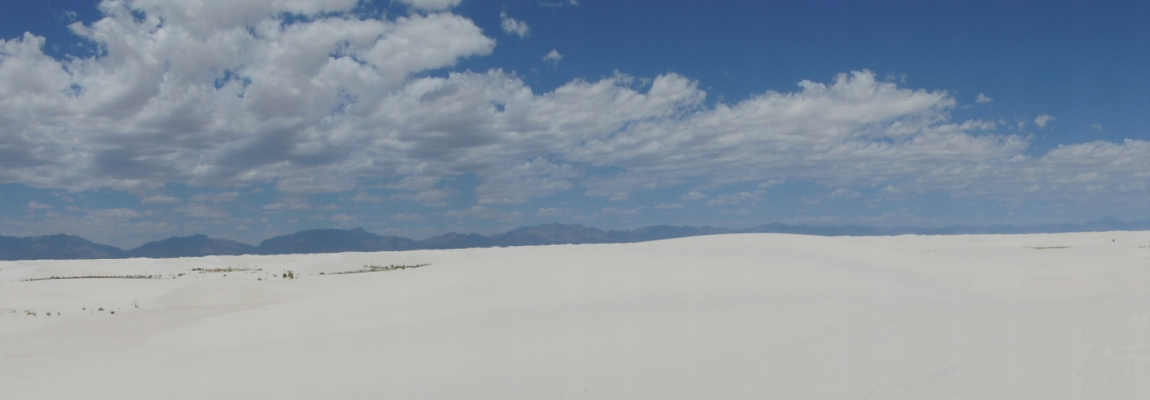 White Sands National Momument